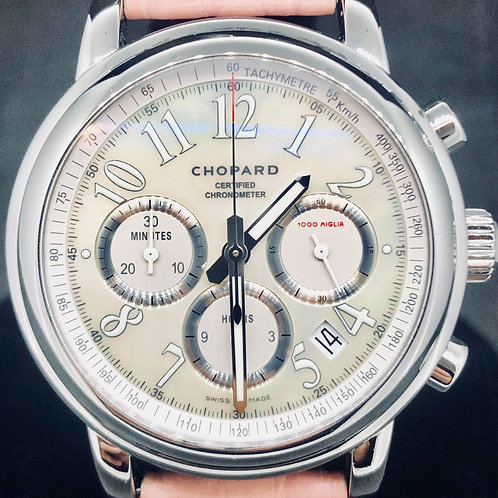 Chopard Mille Miglia Automatic Chronograph MOP Dial 42mm