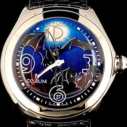 Corum Bubble Bats Limited Steel, 44.5MM Automatic B&P2005 UNWORN