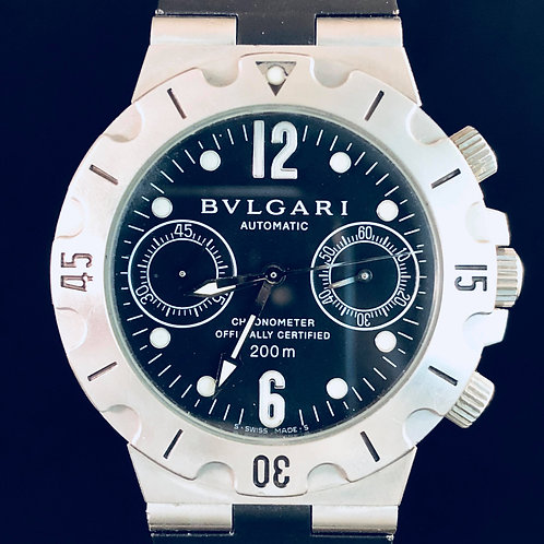 Bulgari Diagono Chronograph Automatic