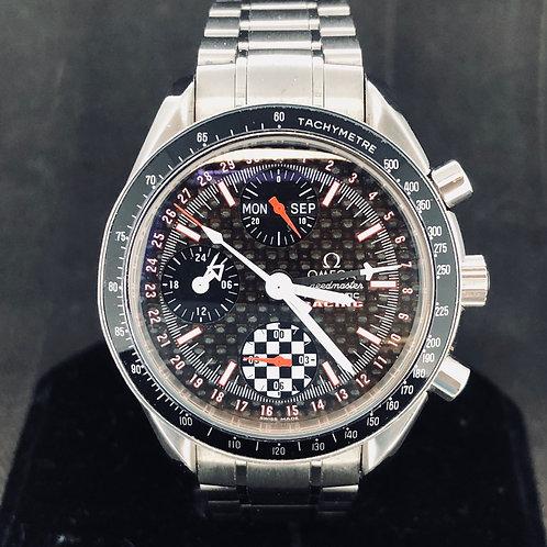 Omega Speedmaster Day Date, Chronograph, Racing Michael Schumacher