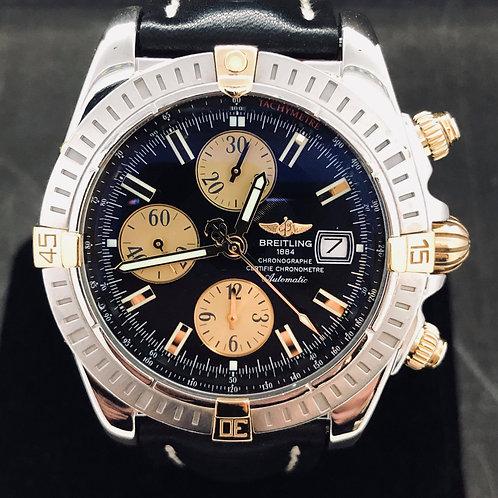 Breitling Chronomat Evolution GOLD STEEL 44mm