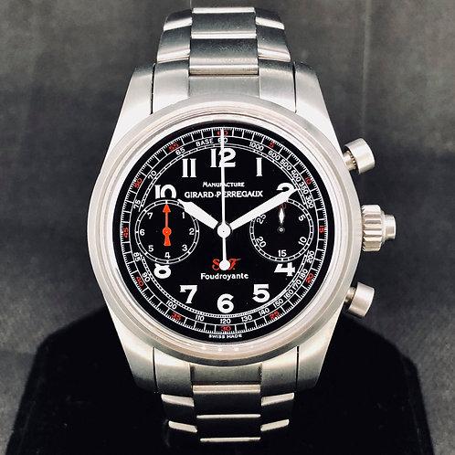 Girard Perregaux Ferrari Split Second Foudroyante Chronograph, Titanium