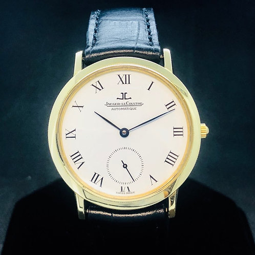 Jaeger-LeCoultre Gentilhomme, 18kt Yellow Gold, Automatic