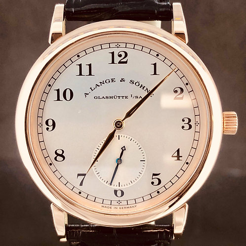 A. Lange & Söhne 1815 Rose Gold, 36MM, Manual Winding, Box&Papers2003 - MINT
