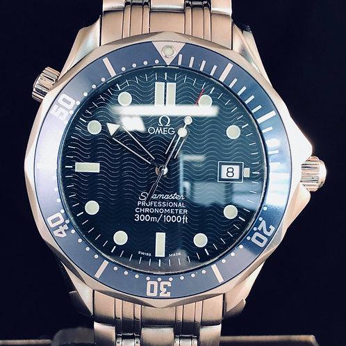 Omega Seamaster Diver 300M, Quartz, Steel