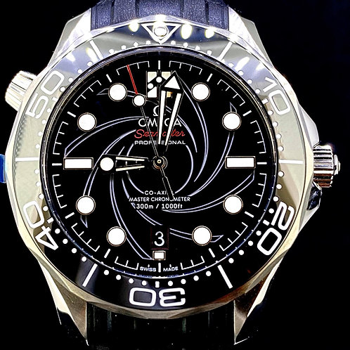 Omega Seamaster Diver 300M 'JAMES BOND 007' Co-Axial Master 42MM