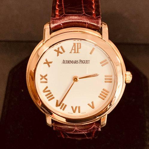 Audemars Piguet Jules Audemars Rose Gold, Rare Dial, 36MM