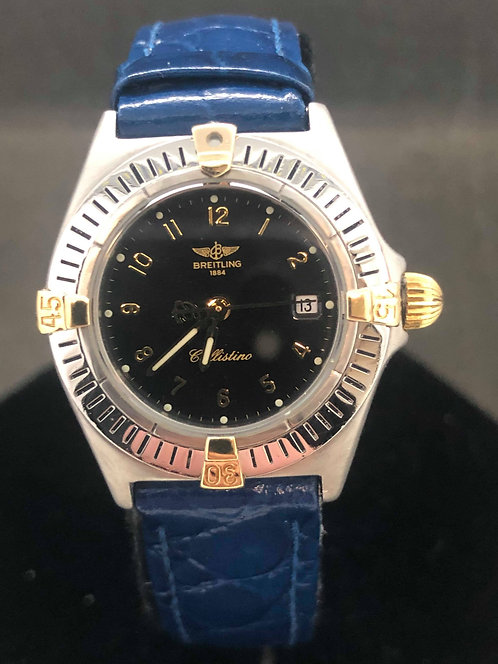 Breitling Callistino Gold Steel