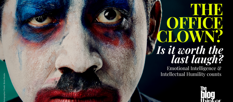 Are you the office clown? Is it worth getting the last laugh on your brand?