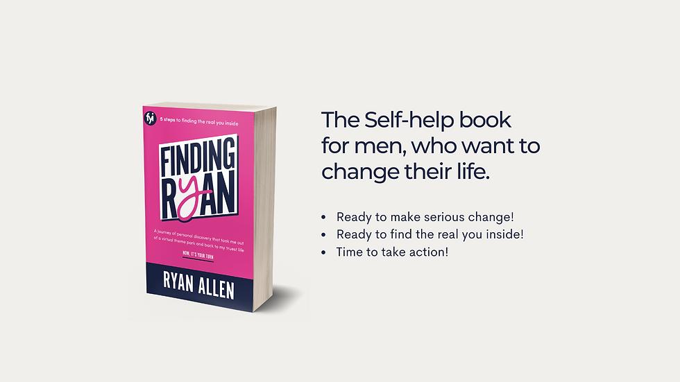 Ryan Allen's first book exclusive.