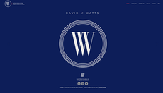 David M Watts, Fashion Industry Advisor