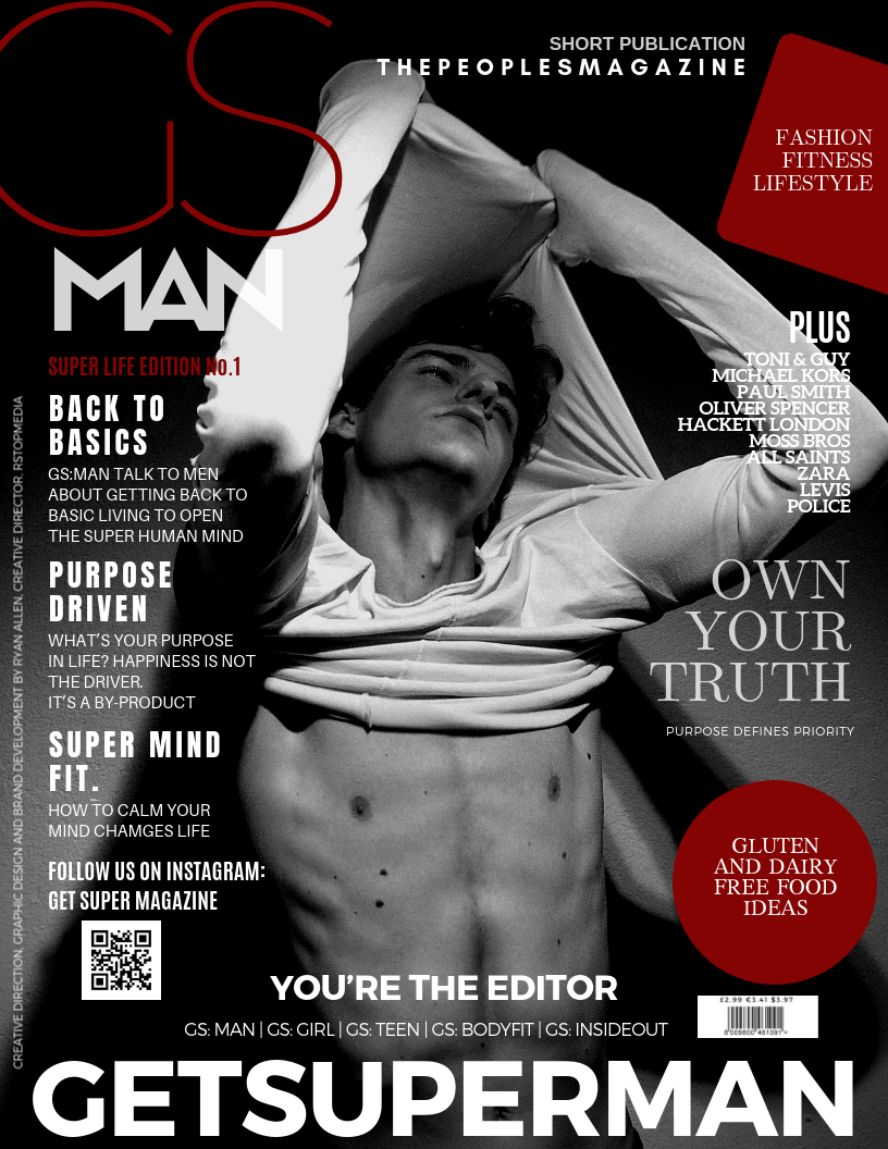 Get Super Magazine
