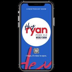 Hey Ryan Podcast Wallpaper
