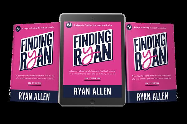 Ryan Allen's book, Finding Ryan.