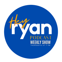 Hey Ryan Podcast Brand Look