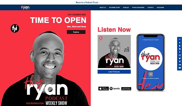 Hey Ryan Podcast
