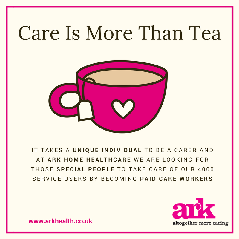 care is more than tea