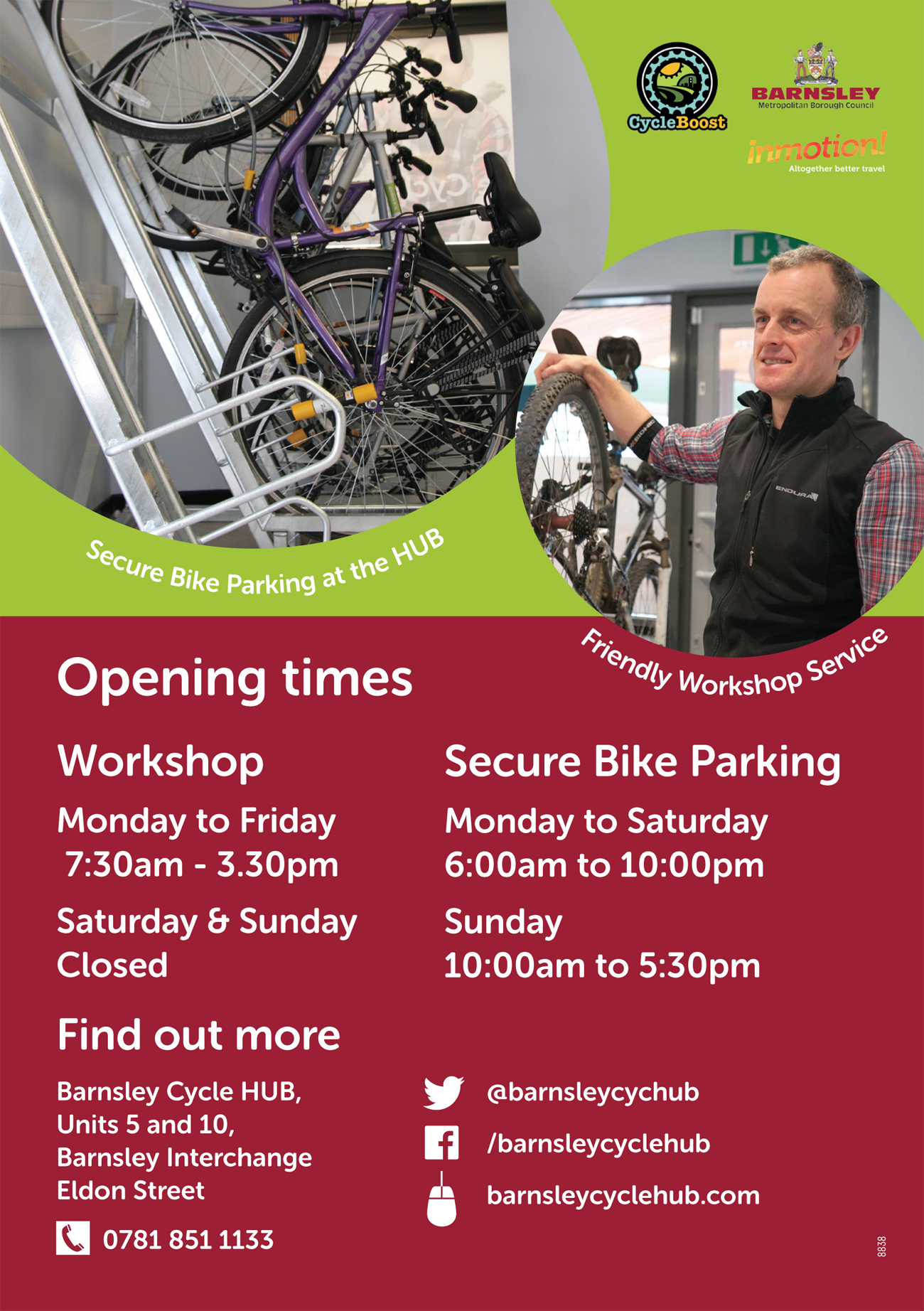 8838_Barnsley cycle hub_launch leaflet Part 22