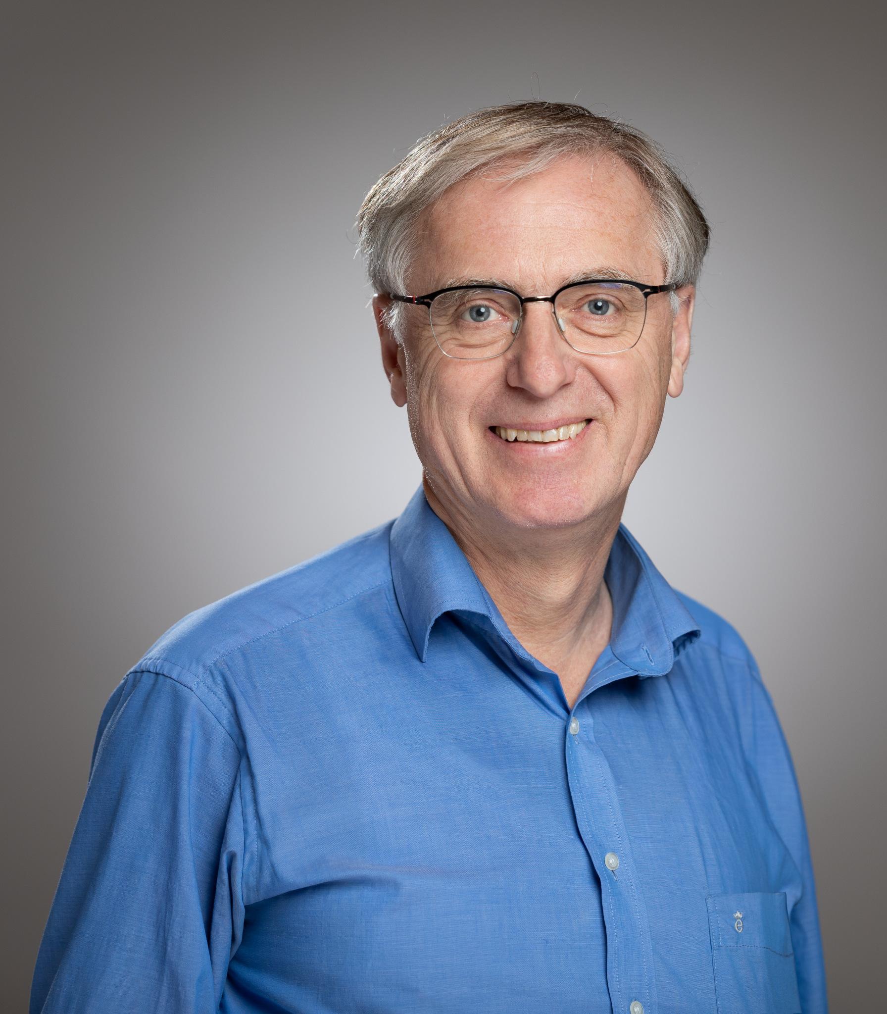 Ulrich Mescheder, 62