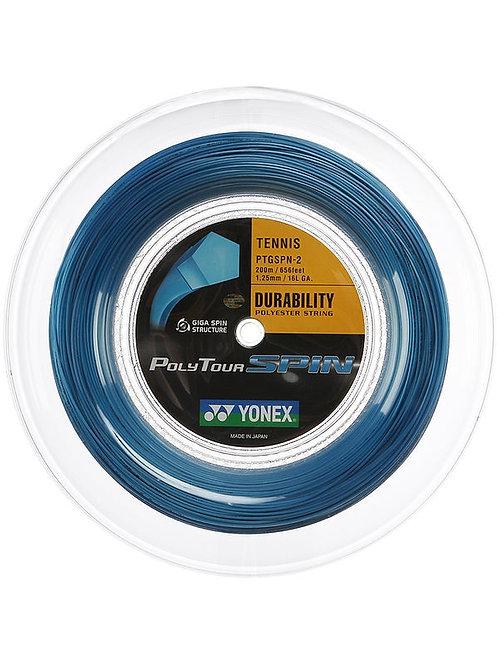 YONEX POLY SPIN 1.25 200 M