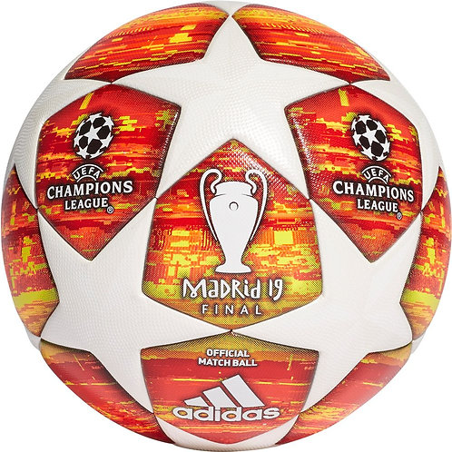 Ballon de Football ADIDAS UCL FINAL MADRID 19 T.5