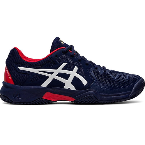 // NEW // GEL-Resolution 8 Clay JR ASICS