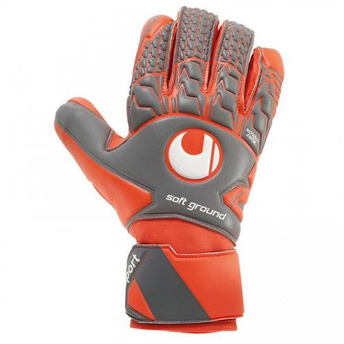 Gant de Football Uhlsport Aerored Soft Comp HN