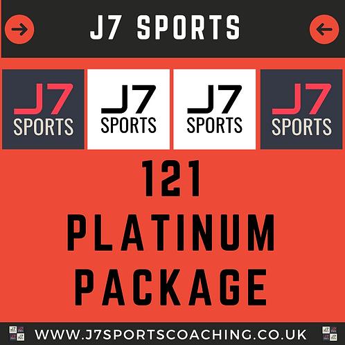 1-2-1 Platinum Package