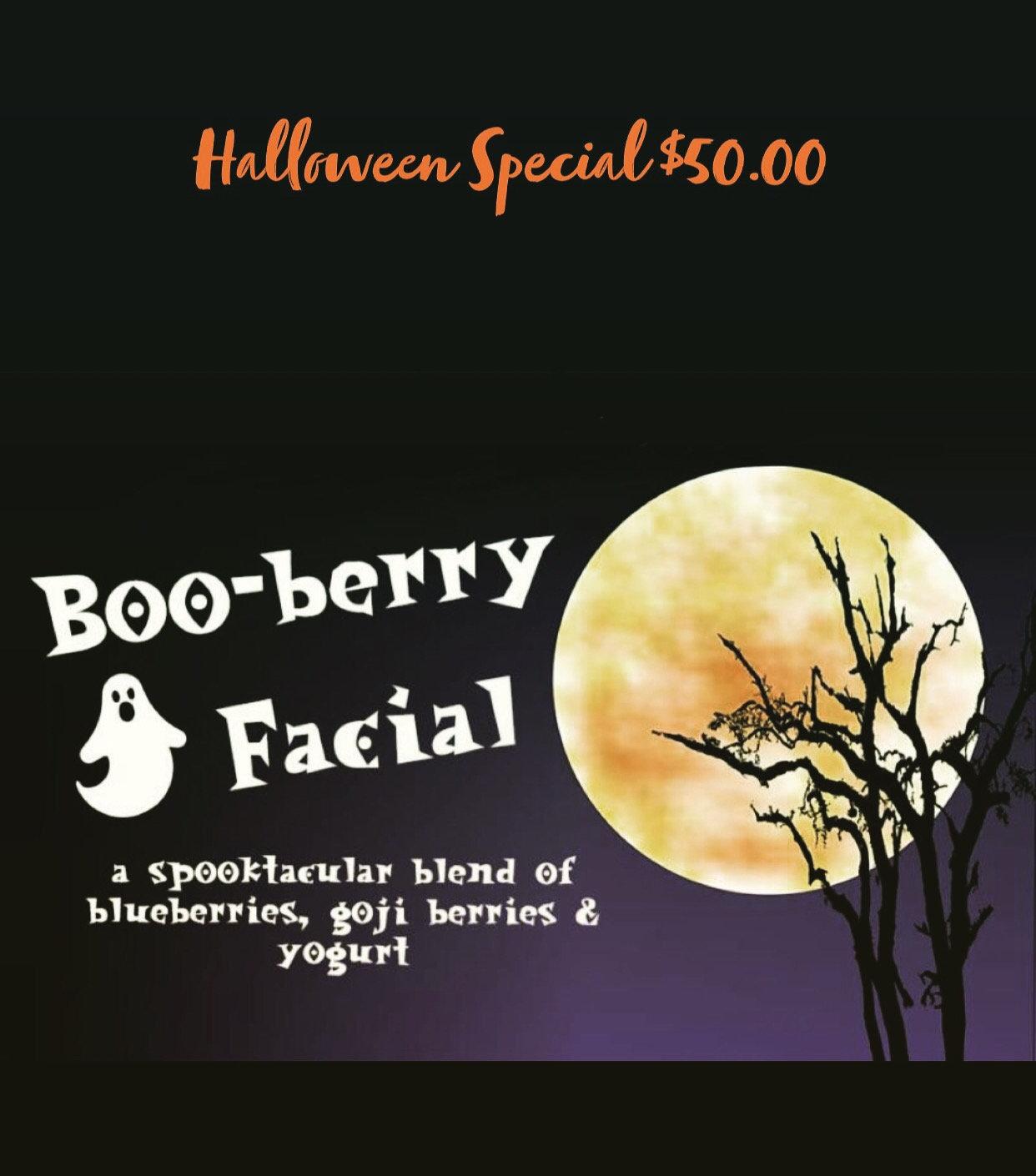 Boo-Berry Pomegranate Cider