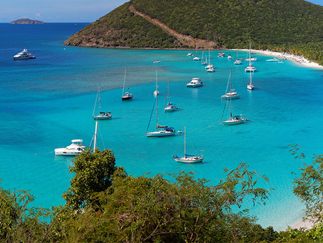BVI Government Fee Increase Effective July 2021