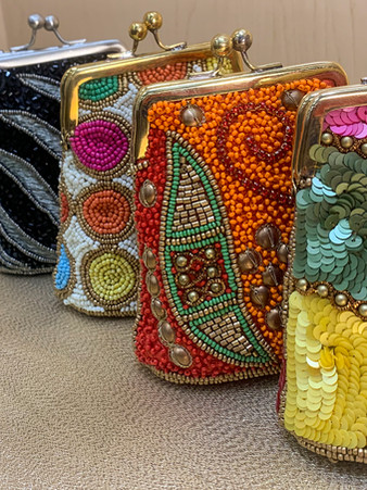Beaded Grab and Go