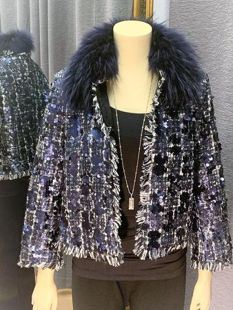 Blue Sparkle Jacket