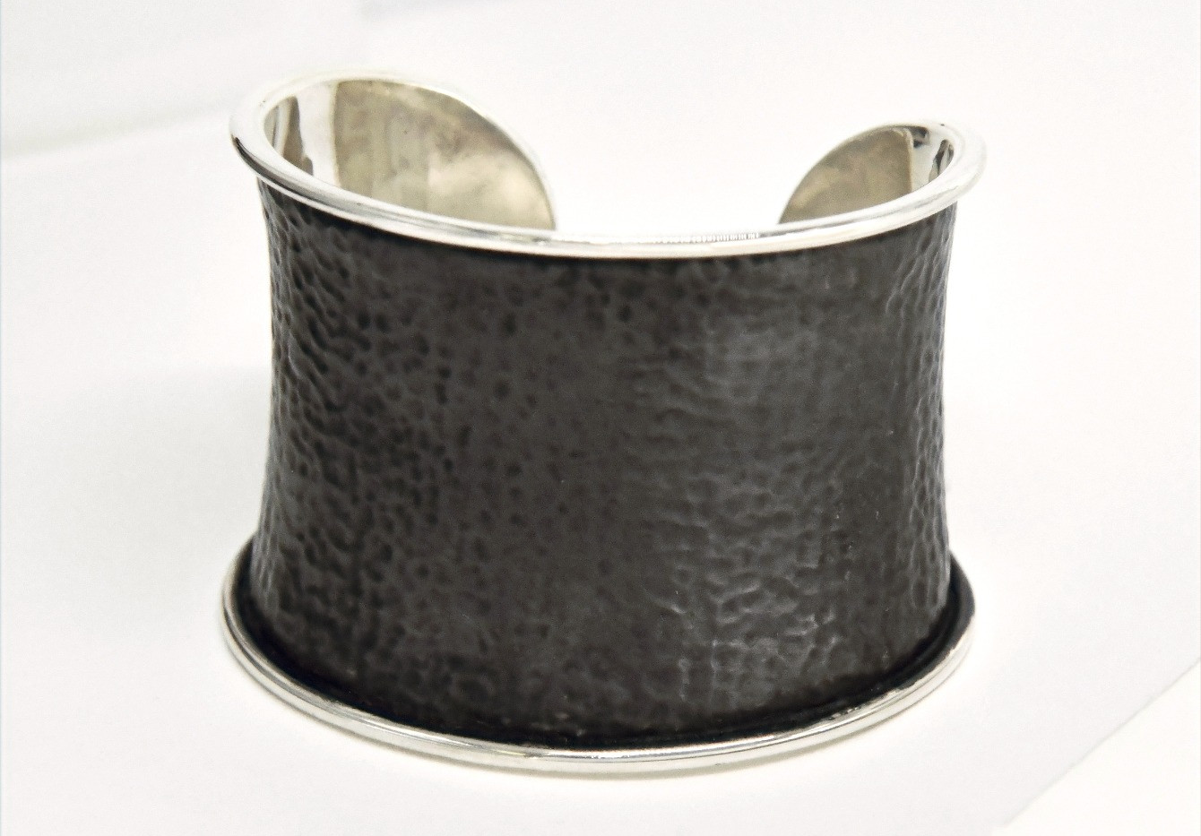 Night and Day Large Cuff Bracelet