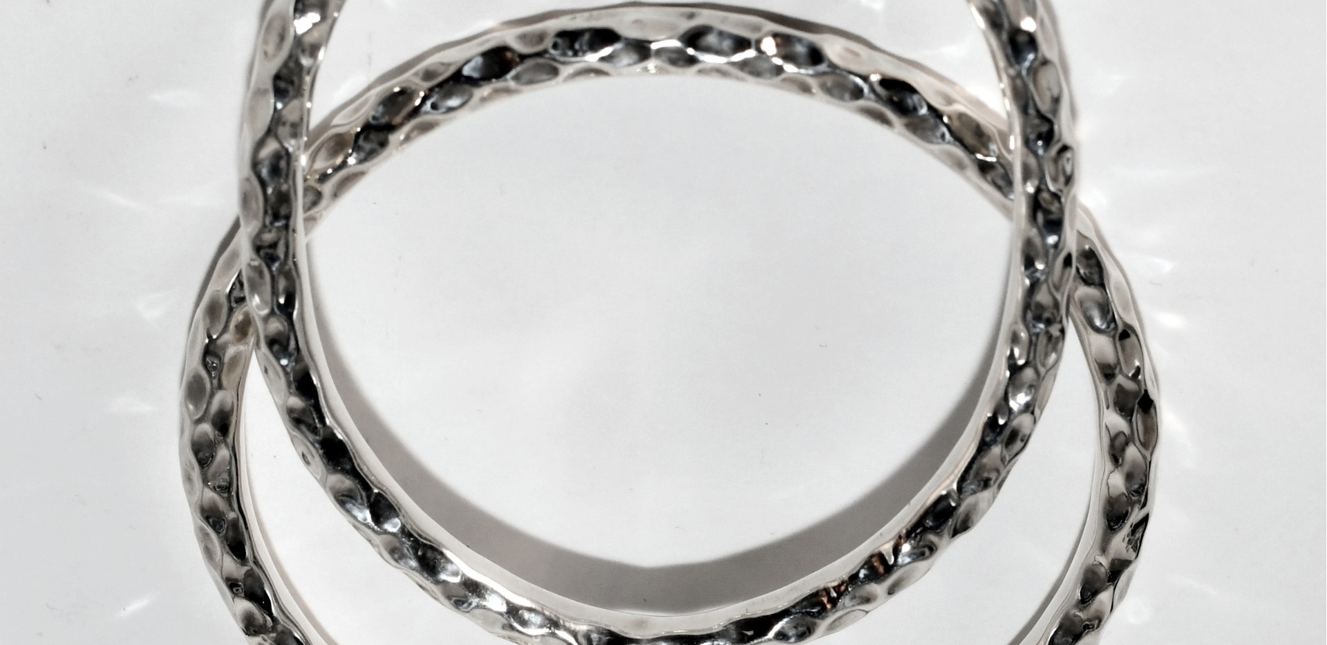 Joy of Silver Bangles
