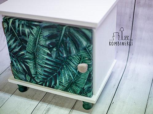 Tropikalna szafka nocna