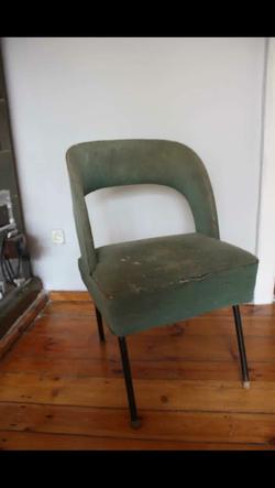 Krzesło Muszelka