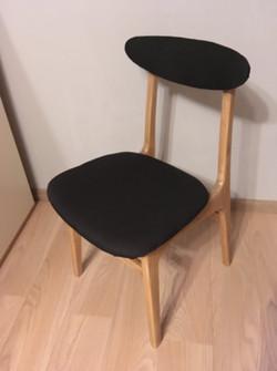 Krzesło Hałas PRL