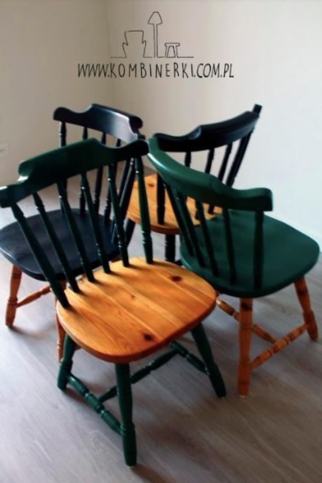 Krzesła 4 -SzmeryBajery