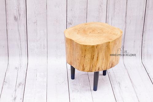 Jesionowy stolik - Pieniek