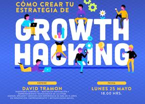 Webinar Ceinnova: Cómo crear y accionar tu estrategia de Growth Hacking