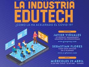 Webinar Ceinnova: Transformación digital de la industria Edu Tech