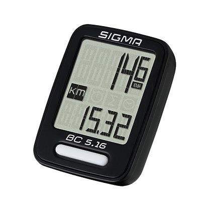 Velocímetro SIGMA 5.16