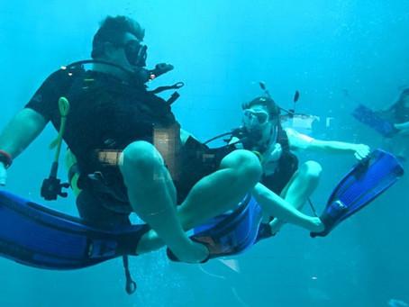 Buoyancy – Positive, Neutral or Negative?