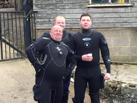 A rescue divers story