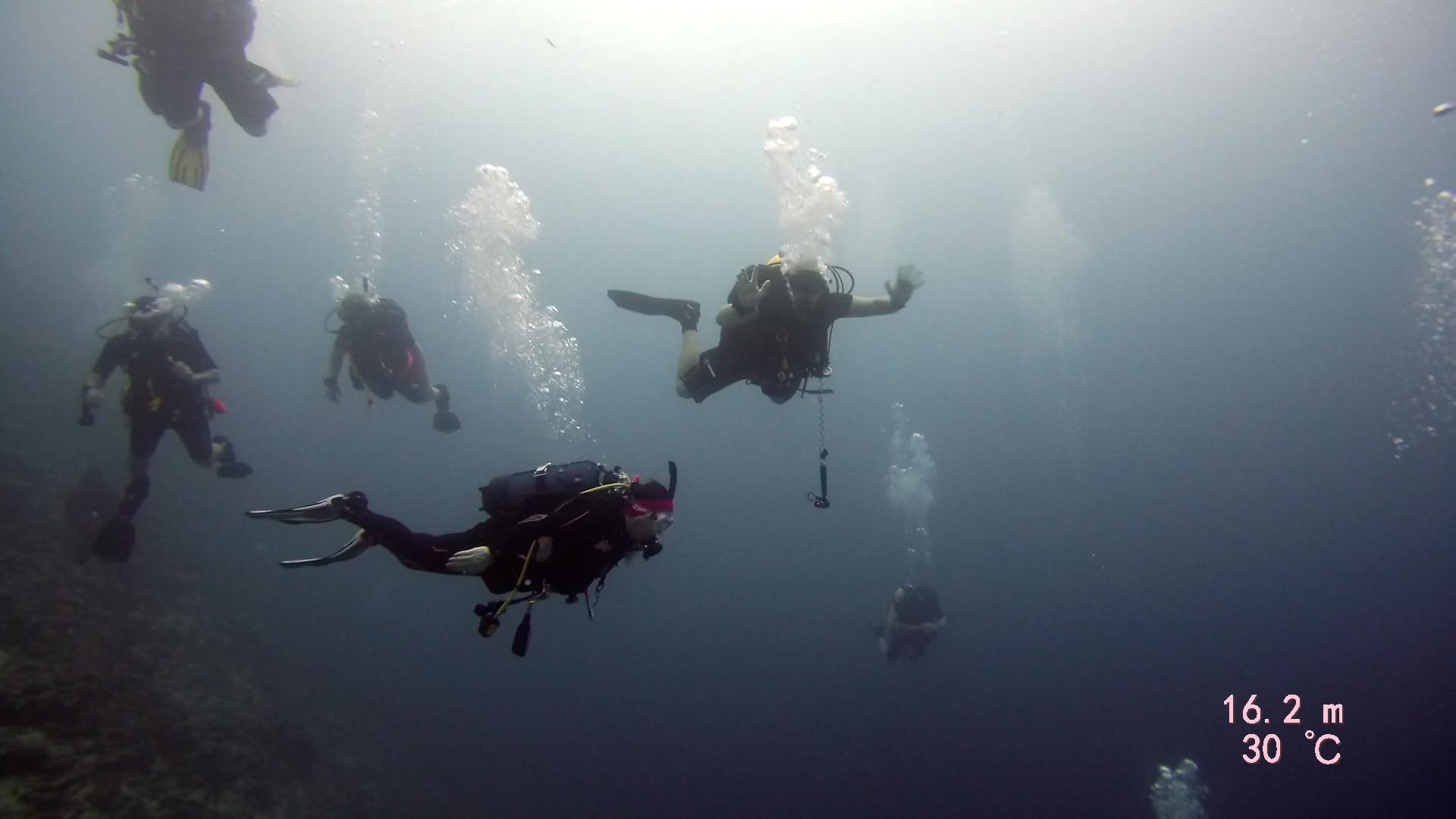 DiveMania Divers 2