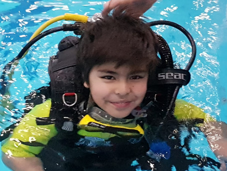 Scuba Diving - When Can I Start?