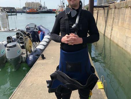 Dover Dive - 24 June 2018