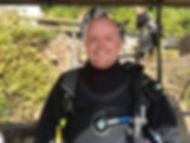 Kieran Wood - PADI Assistant Instructor with DiveMania Scuba