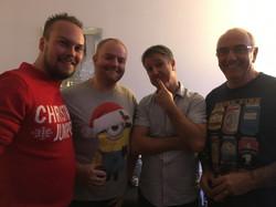 Fun with DiveMania at Christmas