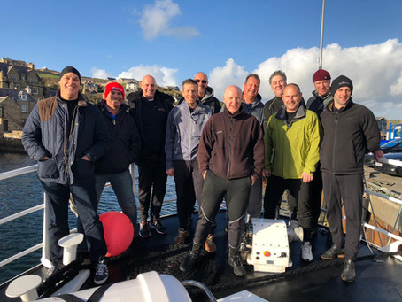 Scapa Flow Trip